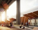 Fort York Visitor Centre - Credit Patkau Architects and Kearns Mancini Architects