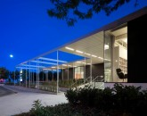 Mississauaga Public Library - Port Credit - Credit Rounthwaite Dick Hadley Architects (6)