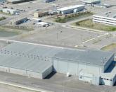 OPG Darlington Waste Management Facility, Used Fuel Dry Storage Building