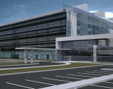 Ontario Chief Coroner & Forensic Services Complex - Credit NXL Architects