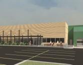 Sudbury Transit and Fleet Warehouse - Credit IBI Architects